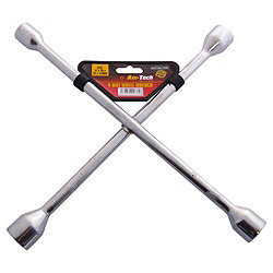 Car 4 Way Wheel Wrench