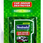 NEUTRADOL CAR ODOUR DESTROYER - SUPER FRESH CAR AIR FRESHENER £5.50