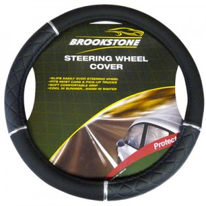 brookstone Steering Wheel Cover