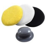 Brookstone 3Piece Applicator Pads